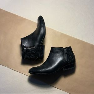 Geox Lover Nappa Leather Ankle Boots